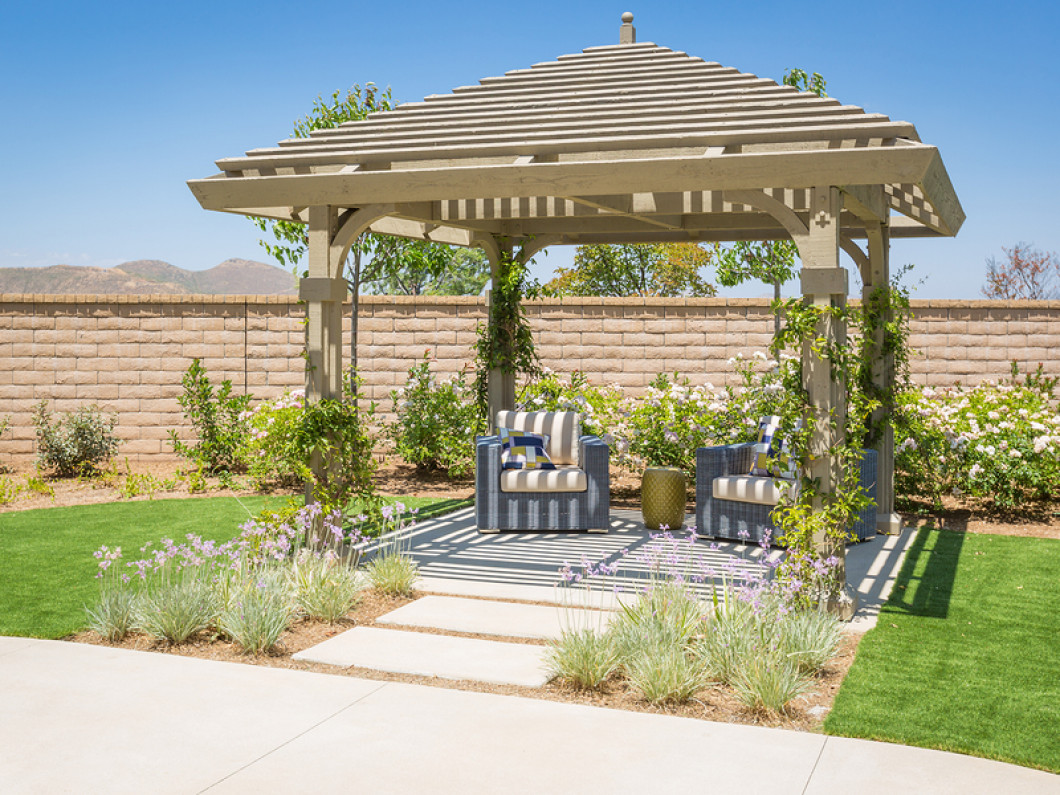 Add dimension to your landscape